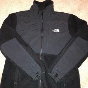 NORTHFACE women's black fleece